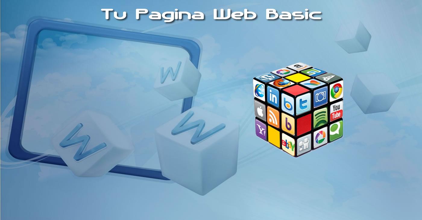 Tu página Web Basic